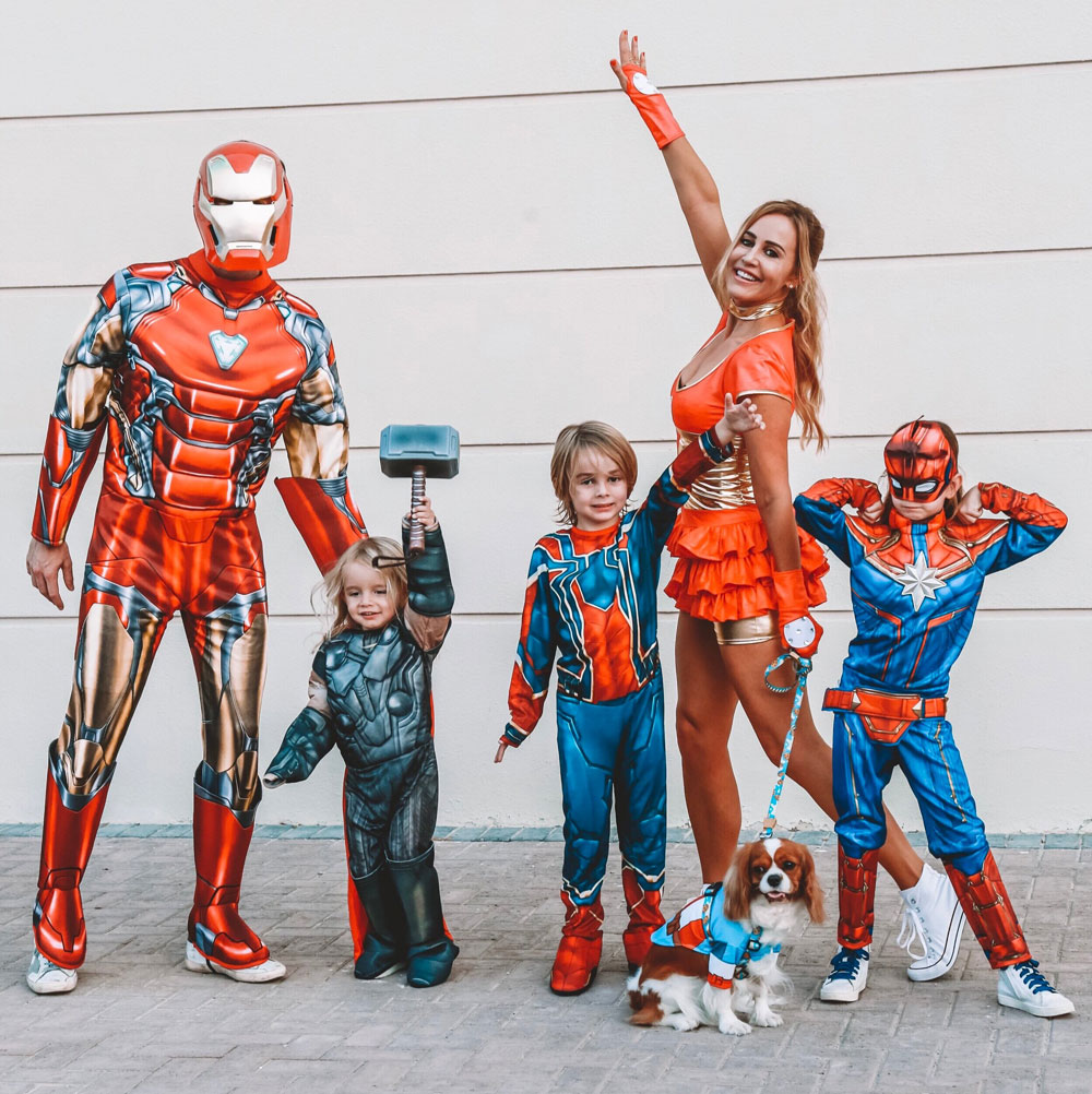 yes-day-family+costume+Marvel+Avengers